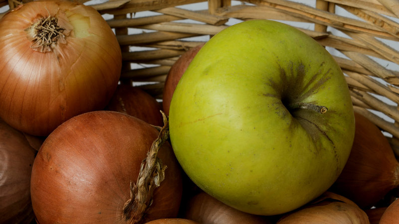 Are Women Onions or Apple Trees?