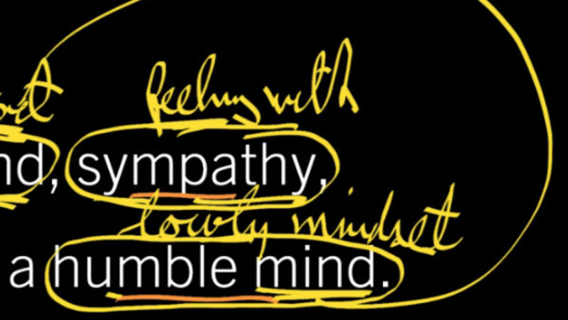 How Do We Obey Commands to Feel?