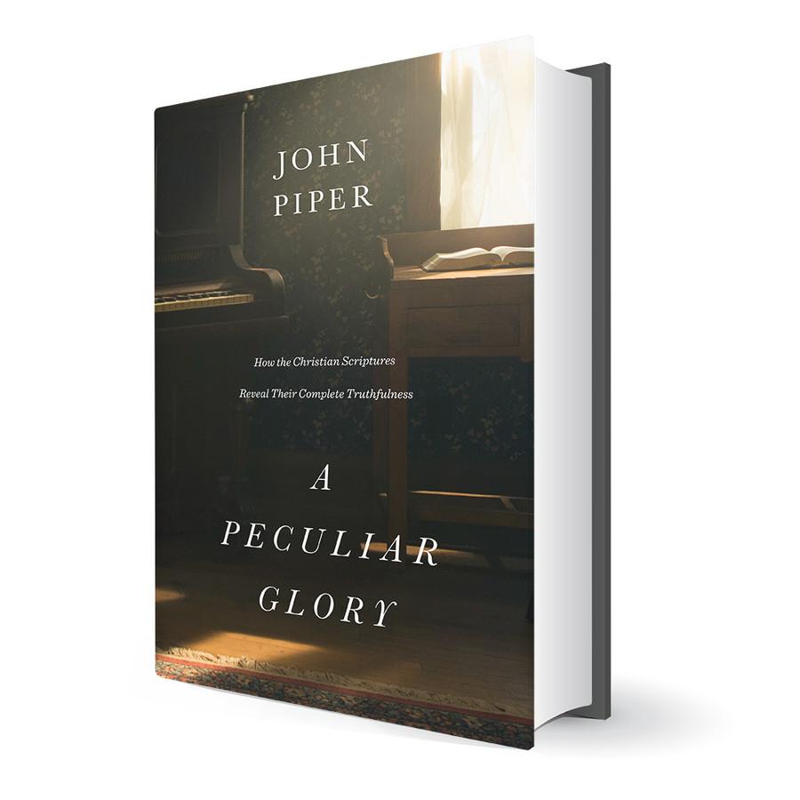 Peculiar Glory Book