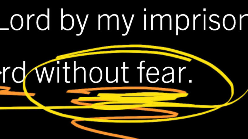 Philippians 1:12–14: Conquer Fear by Seeing God