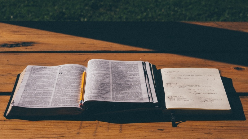 How Do I Follow Big Sections of Scripture?