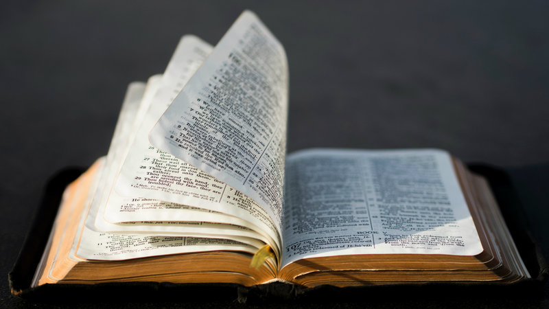 It Is Impossible to Read the Bible