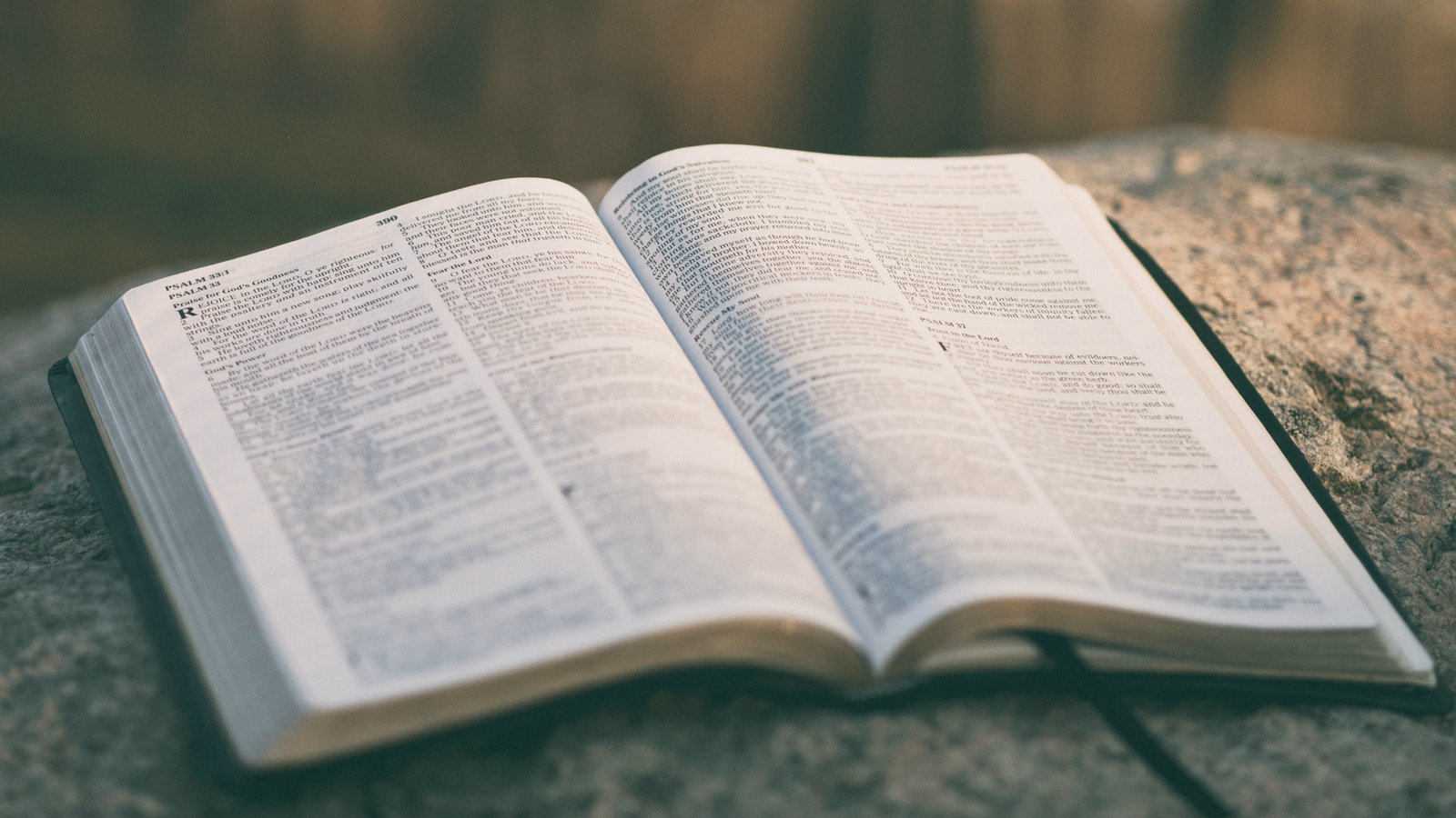 resolved to read the bible desiring god