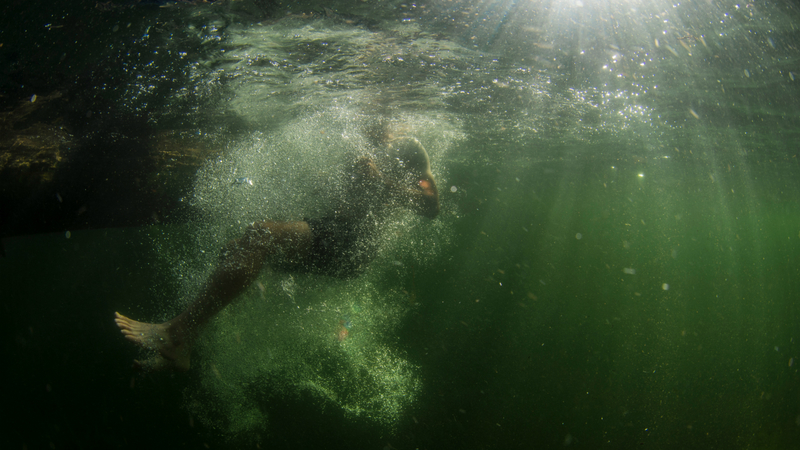 Swim in the Deep End of the Bible