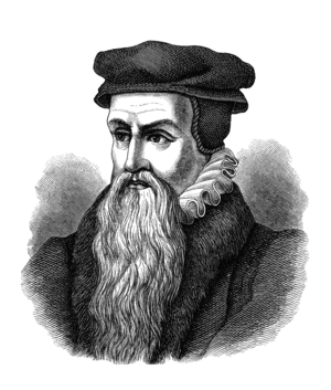 The First Calvinist 0piobpia