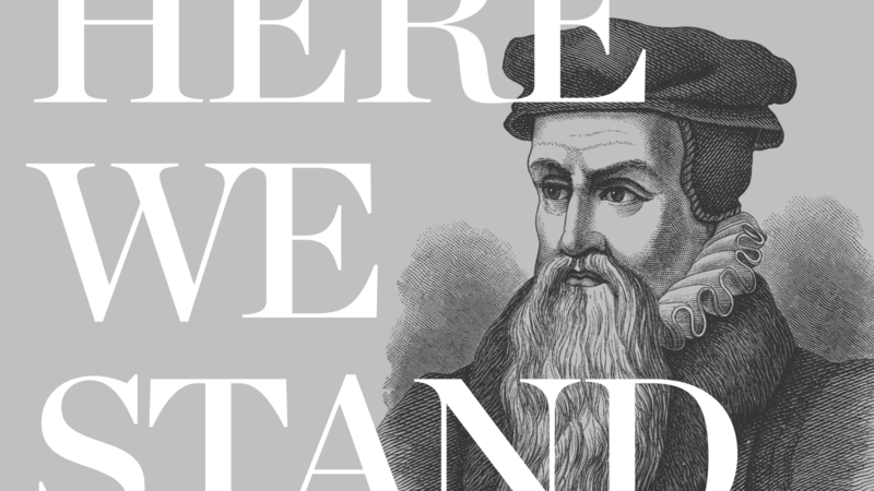 The First Calvinist