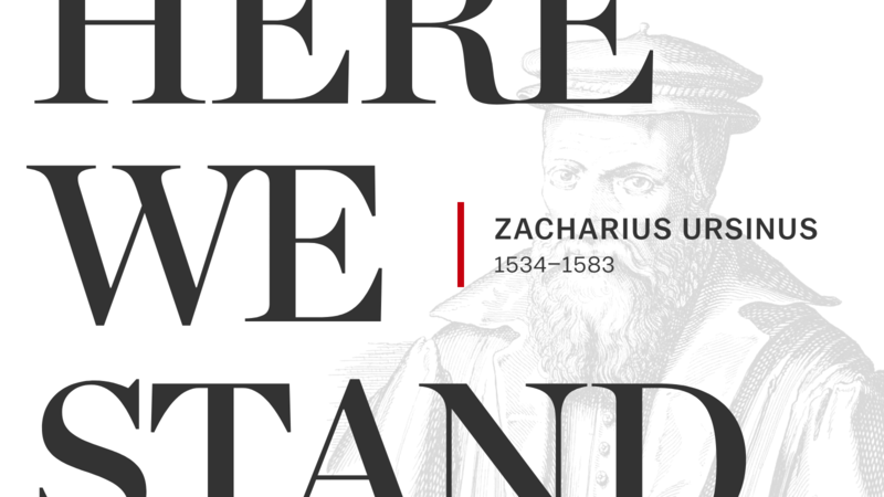Reformed Theology The Happy Professor: Zacharius Ursinus (1534–1583)The Happy Professor | Desiring God  Calvinism