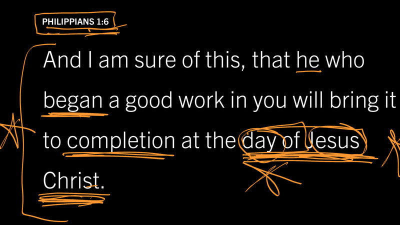 Philippians 1:6: The Most Important Day of Your Life