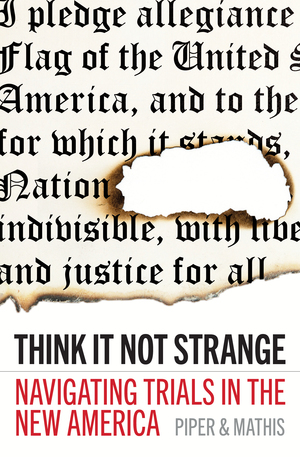 Think It Not Strange
